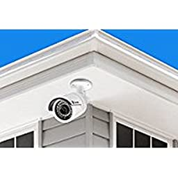 Swann NHD-815 3MP Bullet Camera Add-on Bullet Camera, White (SWNHD-815CAM-US)