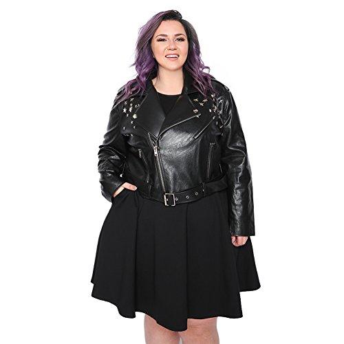 Astra-Signature-Womens-Fashion-Studded-Perfectly-Shaping-Plus-Size-Faux-Leather-Moto-Jacket-Zip-Up-Biker-Short-Coat