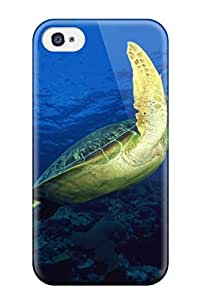Premium Iphone 4/4s Case - Protective Skin - High Quality For Turtle