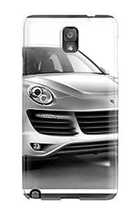 For Galaxy Note 3 Protector Case Topcar Porsche Cayenne 2 Cars Porsche Phone Cover
