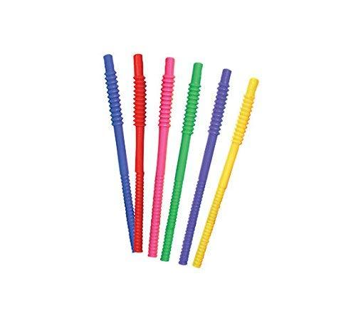 Tervis 6pk Asst Color Straws