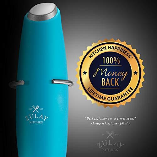Milk Frother Foam Maker Lattes Whisk Drink Mixer Blender Great for Baby Formula