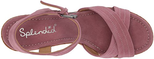 Wedge Splendid Women's Sandal Flaire Rose 6YqArExYw