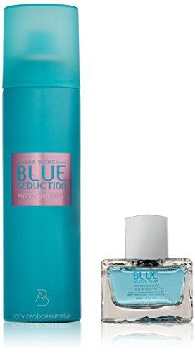 Antonio Banderas Blue Seduction 2 Piece Gift Set