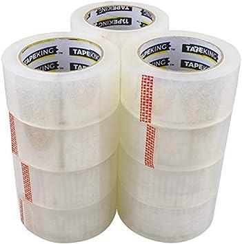 /pi/ù forte e pi/ù spessa Parent /commerciali e industriali/ /54,9/m per roll/ Nastro King Clear PACKING tape 3.2/mil Thick/
