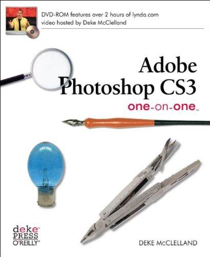 Adobe Photoshop CS3 One-On-One -