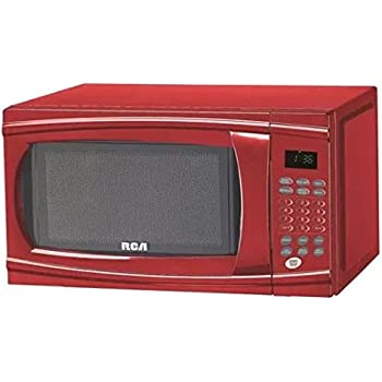 Amazon Com Big Chill Retro Microwave 1 6 Cu Ft 1200