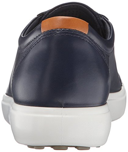 Ecco Womens Soft 7 Fashion Sneaker, Marine