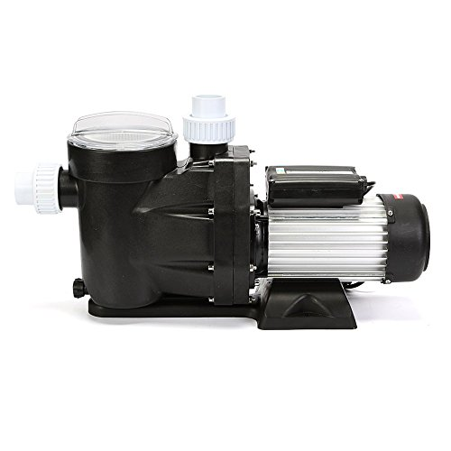 FoodKing Swimming Pool Pump 2.5HP Swimming Pool Pumps in Ground Above Ground 2-1/2 Horsepower with Cord with Strainer High Power Flo Motor by FoodKing