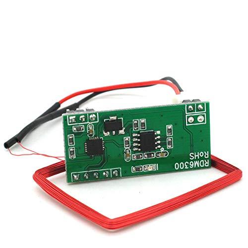 DP-iot RDM6300 UART 125Khz EM4100 RFID Card Key ID Reader Module RDM6300 for Nano r3