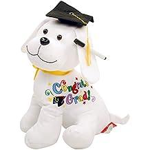 "Graduation Autograph Dog with Marker - Congrats Grad! - 11"""