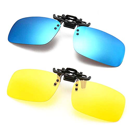Polarized Clip-on Sunglasses Anti-Glare