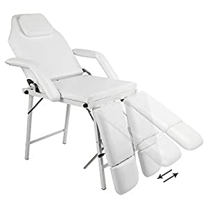Amazon.com: SPA - Sillón ajustable para masaje de pedicura ...