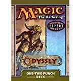 Magic the Gathering MTG Odyssey One-Two Punch Theme Deck