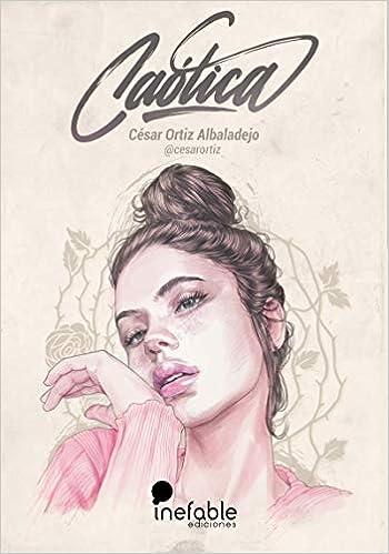 Caótica Amazoncouk César Poetry 9788494956195 Books