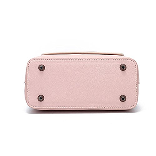 Sacs Dames Pink à Main à Cuir Messenger PU KYOKIM Sac En Petit Embrayage Bag Sac Élégant à Casual Bandoulière Sac Bandoulière 4xIgHq