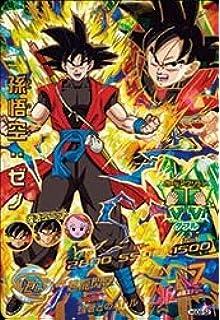 ドラゴンボールヒーローズ/HGD9,52 孫悟空:ゼノ UR