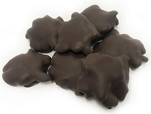 Gourmet Dark Chocolate Covered Cashew Clusters by It's Delish, 2 (Chocolate Cashew Cluster)