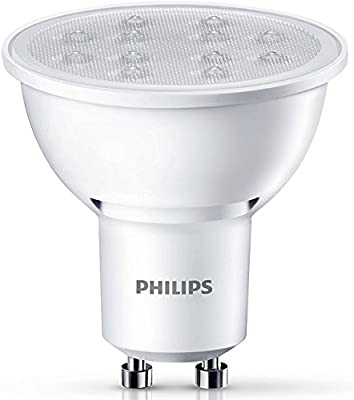Philips Lighting 8718696483787 Foco LED, 5 W/50 W, casquillo GU10 ...