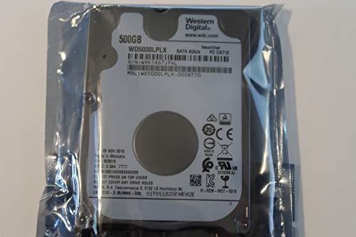 Western Digital WD Black WD5000LPLX 500 GB SATA 6Gb/s 2.5