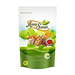 Anna and Sarah Organic Whole Soybeans in Resealable Bag, 3 Lbs