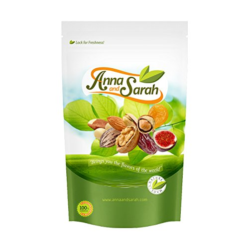 Anna and Sarah Unsweetened Banana Chips in Resealable Bag, 2 Lbs