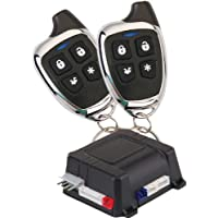 Scytek G 20-C Car Alarm and Keyless Entry Security System with Two 4-Button Transmitters