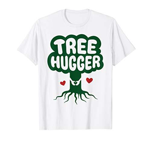 Tree Hugger Shirt for Men, Women and Kids Environmentalist