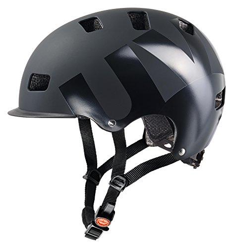 (Uvex HLMT 5 Bike Pro Matt Black Helmet 2016)