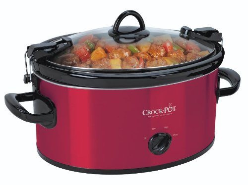 Crock-Pot SCCPVL600-R Cook' N Ca...