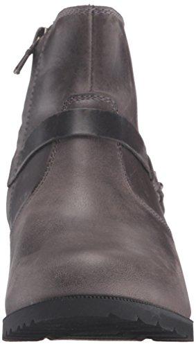 Teva Delavina Ankle, Botines para Mujer Gris (Greygrey)