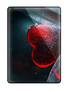 Justin Landes's Shop Best Anti-scratch Case Cover Protective Love Heart Case For Ipad Air