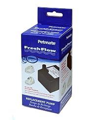 Petmate Fresh Flow 120 V Replacement Pump, Black