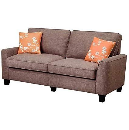 Amazon.com: Hebel Astoria Collection 78 in. Sofa | Model SF ...