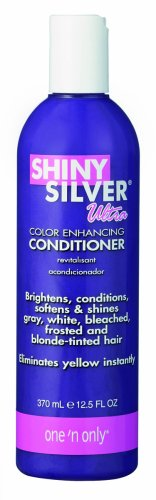 - ConairPro Shiny Silver Ultra Conditioner, 12 oz.
