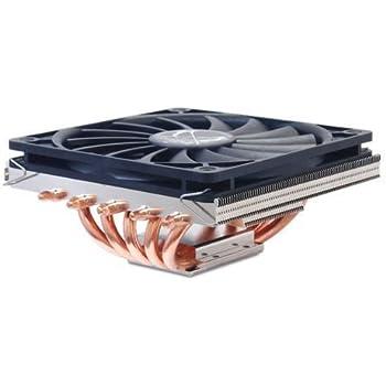 Scythe SCBSK-2100 BIG Shuriken 2 Rev. B CPU Cooler for LGA 2011/1366/1156/1155/1150/775 and Socket FM1/AM3+/AM3/AM2+/AM2 (SCBSK-2100)