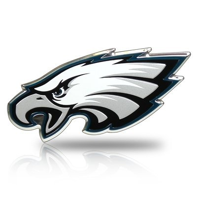 (NFL Philadelphia Eagles Aluminum Color Auto)
