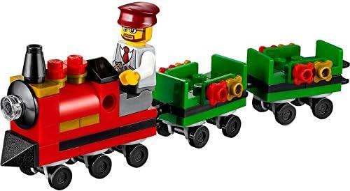 LEGO- Exc Weihnachtsbahn Reise 40262