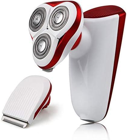 RATWIFE Señoras afeitadora USB Cargador Pelo Calvo máquina de Las ...