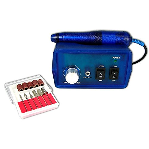 Pro. Electric Nail File MANIPRO KUPA Blueberry (20K) 110 V