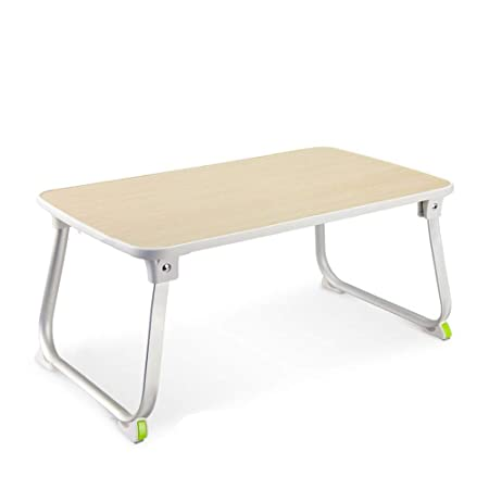 WH-DNZ Escritorio for Laptop, Cama con Soporte Plegable for Mesa ...