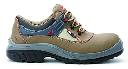 Bellota NonMetal S3 - Zapatos (talla 45) color gris: Amazon.es: Bricolaje y herramientas