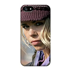 [qKpWo3911sqBsO] - New Billie Piper Hat Blonde Protective Iphone 5/5s Classic Hardshell Case