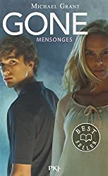 3. Gone : Mensonges