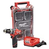 M12 FUEL Hammer Drill with Free PACKOUT Case