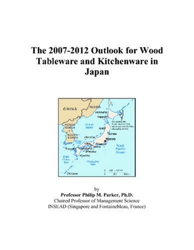 The 2007-2012 Outlook for Wood Tableware and Kitchenware in - Tableware 2008