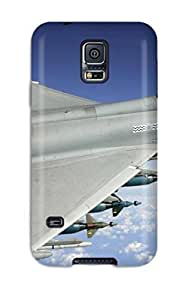 Premium Uk Air Force Typhoon Zj930 Back Cover Snap On Case For Galaxy S5