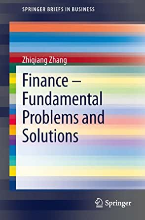 solution fundamental corporate finance Access fundamentals of corporate finance 11th edition solutions now our  solutions are written by chegg experts so you can be assured of the highest  quality.