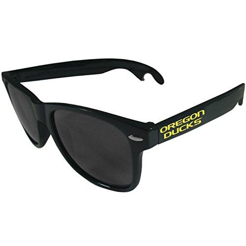 Siskiyou NCAA Oregon Ducks Beachfarer Bottle Opener Sunglasses, ()