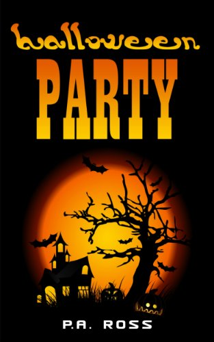 Halloween Party (superhero paranormal mashup series book 2) (Wrong Place, Wrong (Ross Halloween Party)